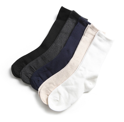 VII SOCKS (5 color)