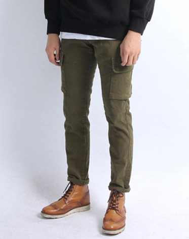 F.O masion washed cargo (3 color)
