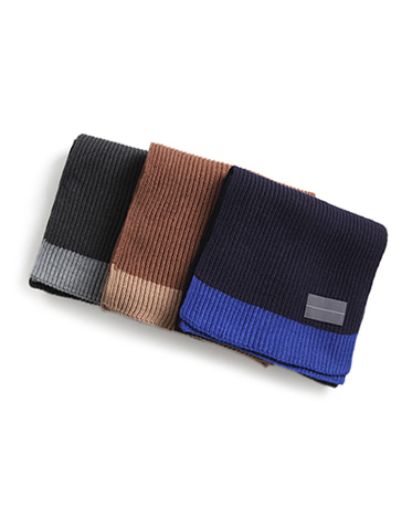 RP WAFFLE MUFFLER (3 COLOR)