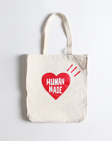 HEART ECO BAG (2 COLOR)